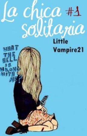 La Chica Solitaria by LittleVampire21