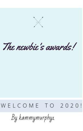The newbie's awards by kammymurphy1