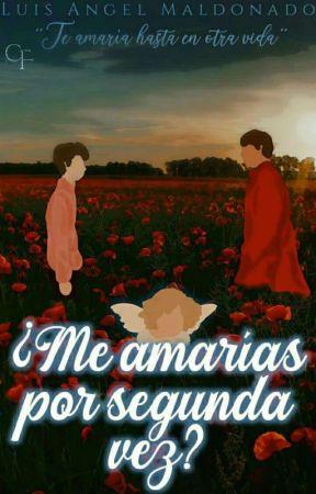 ¿Me Amarías Por Segunda Vez? by LuisAngelMaldonado