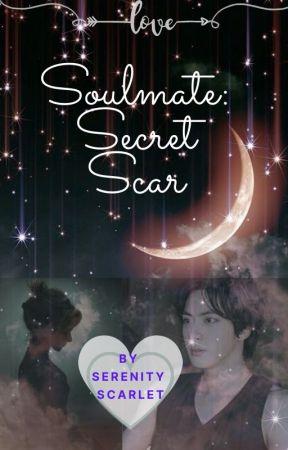 Soulmates: Secret Scar (BTS Jin FF) by SerenityScarlet7