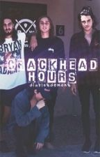Crackhead hours || Chase Atlantic  by diablosdemons