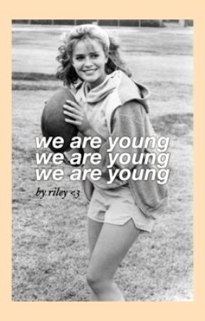 we are young【 ponyboy curtis. 】 by strangecobain