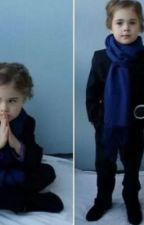 Sherlock's daughter  by slel1kkk