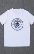 19-20 Manchester City Shatter T Shirt-White by Rideep99