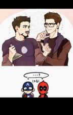 Avengers one-shots. by star_night14