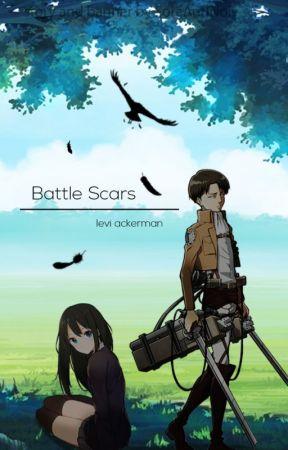 Battle Scars - Levi Ackerman by SoraAndNoir
