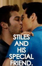 Stiles and his special friend. (Sterek) by SterekHobrien