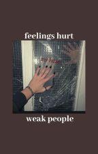 feelings hurt by taecca