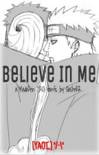 Believe In Me (Naruto YAOI) by slasheRR