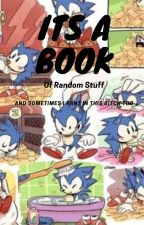 The Book Of Random Stuff by VibbyRibby