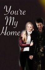 You're my home (captain swan fan fiction) by Captinkillian