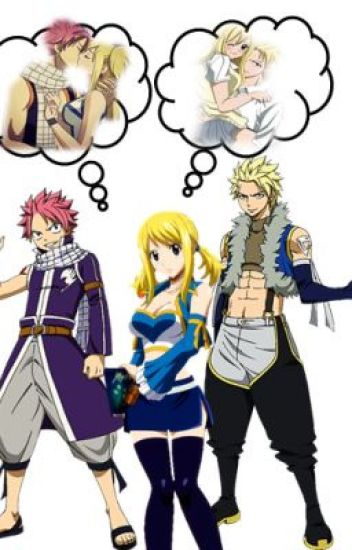 Sting x lucy ( Fairy Tail )