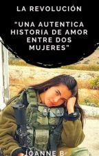 La Revolucion; Lesbian by johannalemuspereira