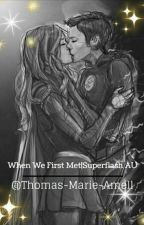 When We First Met | Superflash College AU by Thomas-Marie-Amell
