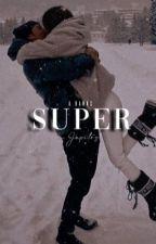 Super | Adam Banks [1] by brynnstypewriter