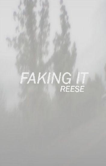faking it | cake | mashton