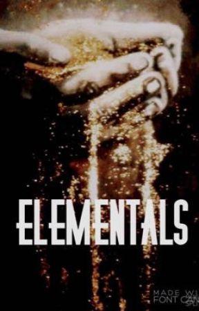 Elementals (Marvel) by Heroes_Of_Olympus_18