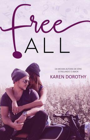 Free Fall by autora_karen