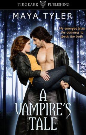 A Vampire's Tale (excerpt) by MayaTyler7