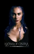 Kyana Of Cintra by Legolas_bourne