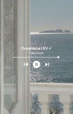 Oceanblue | Taekook  by Ela_koo