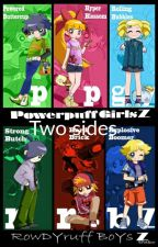 Two Sides * Book  Two Of Power Marvel Girls z * by marvelgirlfan