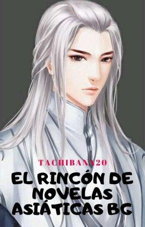 El rincón de novelas Asiáticas BG by tachibana20