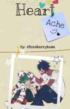 Heartache   dabideku by Strewberrybean