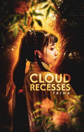 cloud recesses | graphic portfolio ii by suwubins