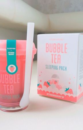 Bubble Tea by Fenix_L
