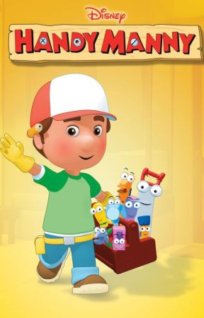 Handy Manny: Hollywood Handyman by Transformersprimefan