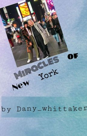 Miracles Of New York (Jodie Whittaker X F Reader) by Dany_whittaker