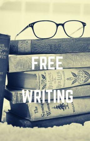 Free Writing by jaina_anne