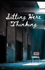 Sitting Here Thinking (2020) by Lazulel
