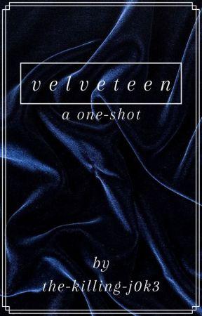 velveteen [heath ledger joker x reader/oc] by the-killing-j0k3