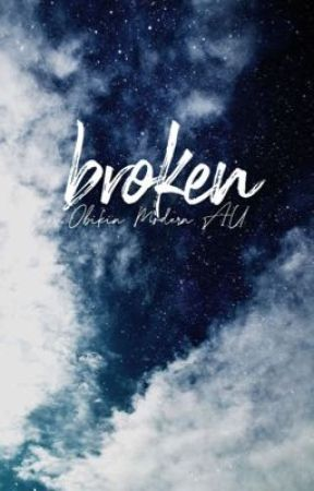 Broken - Obikin Modern AU by xparadxse