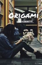 Origami by BlueEyedMonster_