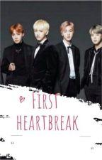 First heartbreak  by marydiva17