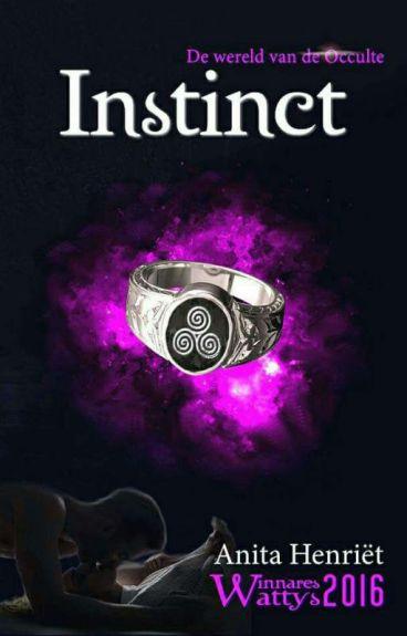 Instinct: Boek 1 Occulte-saga (18+) ✔️