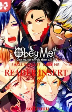Shall we date: Obey Me! Reader insert + Requests ON HOLD by _softzuuu