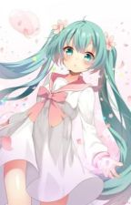 Sponsored by Hatsune Miku (Male Reader X Hatsune Miku) by wr3kl3ss