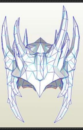 The Jagged Rune King by KillingFiendCorp