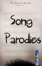 Song Parodies by VictoriaKaer