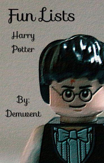 Fun Lists!! (Harry potter) by Demwent