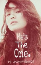 He's The ONE. by missysdar