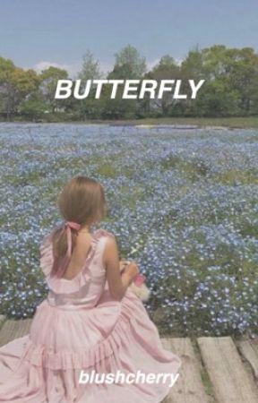 butterfly   H.S by blushcherry