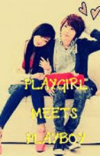 PLAY GIRL MEETS PLAY BOY by JayaMayuga