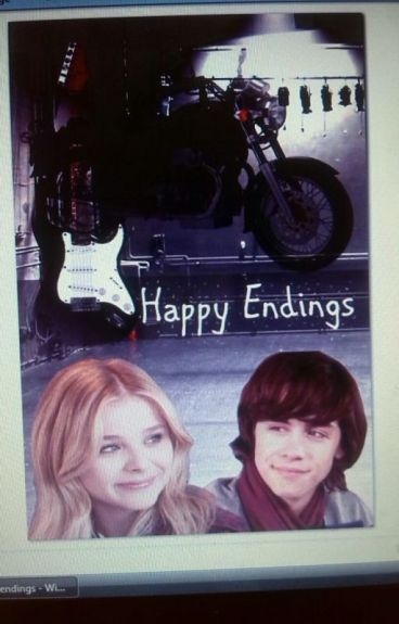 Happy Endings by cyndiebookaholic