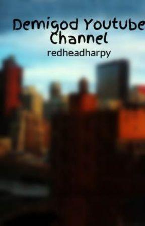 Demigod Youtube Channel by redheadharpy