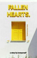 Fallen Hearts by vxnillacake